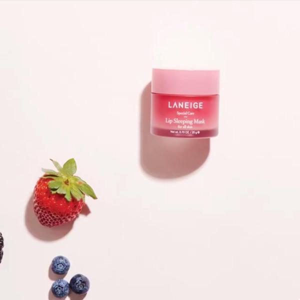 Buy [LANEIGE] Lip Sleeping Mask 20g #Berry Singapore