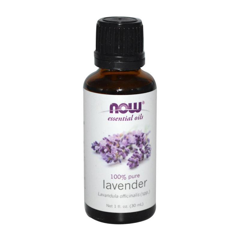 Buy Now Foods Essential Oils Lavender 1 fl oz (30 ML) Singapore