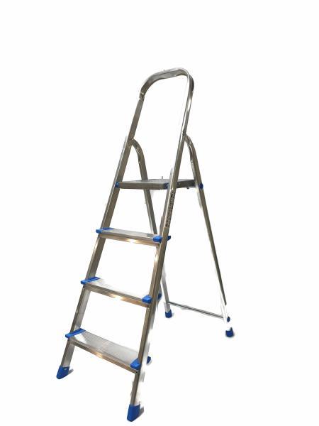 Winsir Aluminium Household 4 Steps Ladder