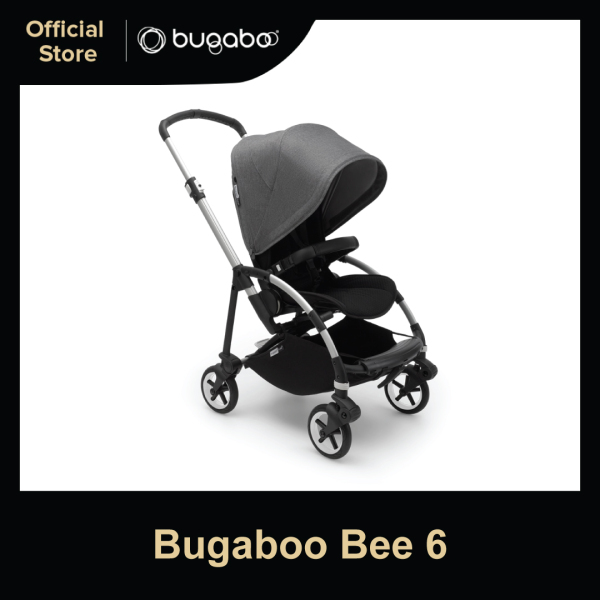 Bugaboo Bee 6 Complete Compact Urban City Stroller Singapore