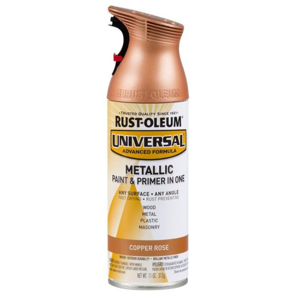 Rust-Oleum Universal Metallic Spray Paint (Copper Rose) RustOleum