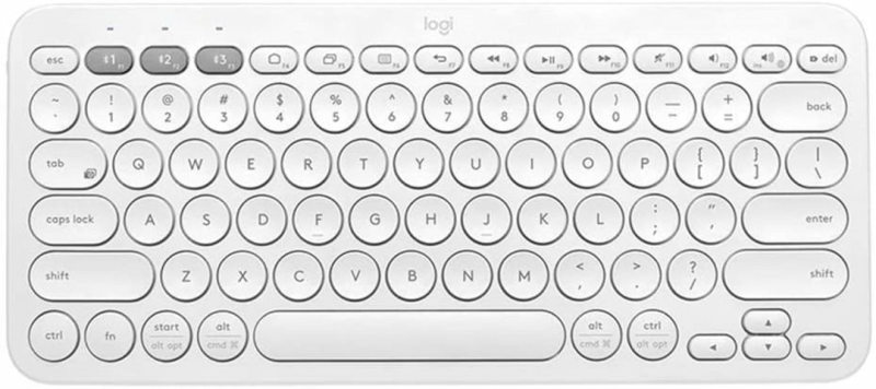 [SG Seller] Logitech K380 Multi-Device Bluetooth Wireless Keyboard (iOS, Android, OSX, iPhone) For School & For Audio & Video Conferencing Singapore