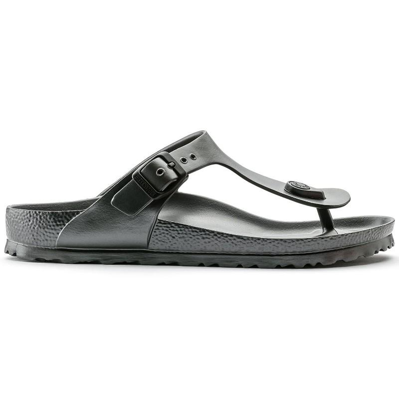 3163acfe47b Birkenstock Gizeh EVA Men s Sandals in Anthracite