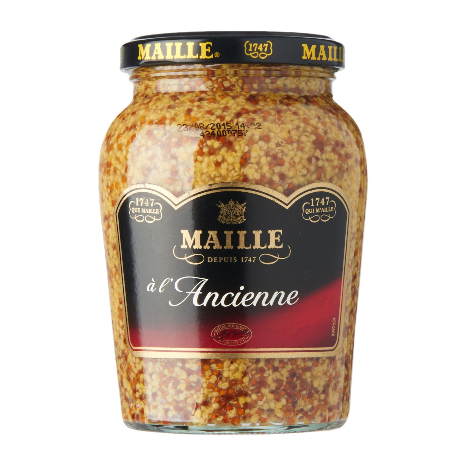 Maille Traditional Wholegrain Mustard