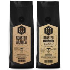 Discount 1 X Bcc Roasted Arabica Coffee Bean 500Gm 1 X Bcc Roasted Premium Blend 500Gm Bcc Ban Chuan