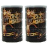 Best Reviews Of 100 Pure Black Sesame Powder 500G X 2 Cans