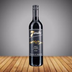 Price 7 Miles Merlot Classic Semi Sweet Red Wine Online Singapore