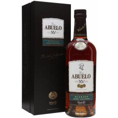 Price Comparisons Abuelo 15 Years Old Oloroso Sherry Cask Rum Finish Collection 700Ml