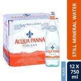 Buy Acqua Panna Natural Mineral Water 750Ml Glass Bottle Case Of 12 Online Singapore