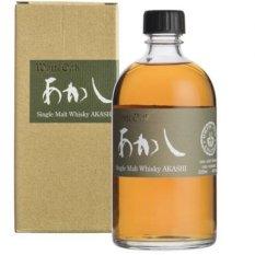 Sale Akashi Jpn Single Malt Whisky 50Cl Foc 1 Glass Online On Singapore