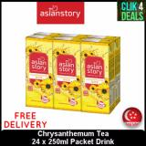 Compare Price Asian Story 24 X 250Ml Packet Drinks Chrysanthemum Tea On Singapore