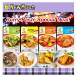 Buy Authentic Singapore Flavours New Moon Curry Paste Deal New Moon Online