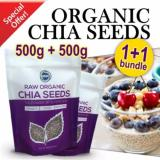 Best Rated Bhp Raw Organic Chia Seeds From South America 1Kg