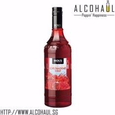 Bols Grenadine Syrup 700Ml Review