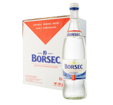 Sale Borsec Natural Mineral Water Case 6 X 750Ml Online On Singapore