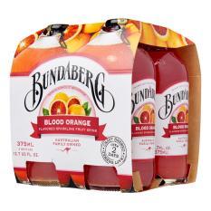 Buy Bundaberg Blood Orange 375Ml X 4S X 6 Cheap On Singapore
