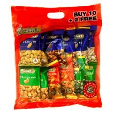 Compare Price Camel Asst Nuts 10 2 Bundle Of 3 Camel On Singapore