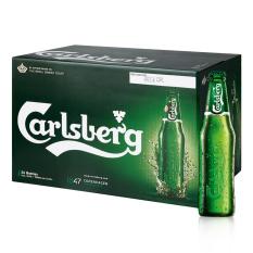 Retail Price Carlsberg Green Label Pint 24 X 330Ml