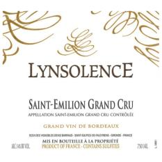 Get The Best Price For Chateau Lynsolence St Emilion 2006 Cheapest In Sg