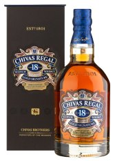Chivas 18 Years Old 70Cl Alc 40 In Stock