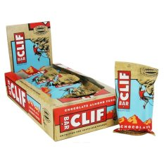 Clif Bar (chocolate Almond Fudge) Box Of 12 By The Fitness Grocer.