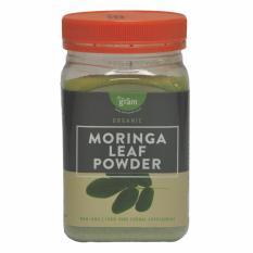 Cheap Dr Gram Organic Moringa Leaf Powder 2 Bottles Online
