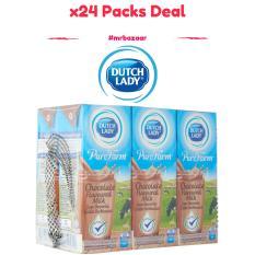 List Price Dutch Lady Uht Chocolate Milk 24 Packs Carton Deal 200Ml Dutch Lady