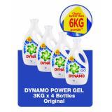 Price Dynamo Power Gel Regular 4 X 3L Original Dynamo Original