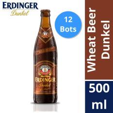 Price Erdinger Weissbrau Dunkel 500Ml Box Of 12 Bottles Online Singapore
