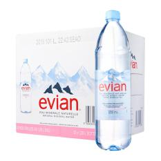 Purchase Evian Prestige Natural Mineral Water 12 X 1 25L Online