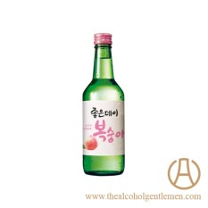 Good Day Peach Soju 20 X 360ml By The Alcohol Gentlemen.
