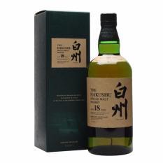 Hakushu 18Yo Single Malt Whisky 70Cl With Box Price Comparison