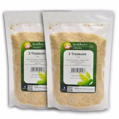 Get The Best Price For Health Paradise 3 Treasure Lecithin Raw Wheat Germ Nutritional Yeast 150G 2 Packets