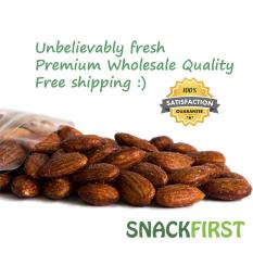 Sale Honey Sweet Almonds 1Kg Gourmet Nuts Singapore Cheap