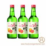 Best Deal Jinro Chamisul Grapefruit Soju 3 Bottle X 360Ml