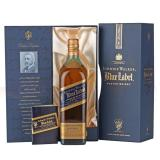 Price Johnnie Walker Blue Label 75Cl Vintage Johnnie Walker