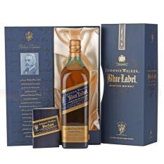 Sale Johnnie Walker Blue Label 75Cl Vintage