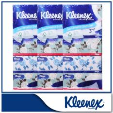 Price Comparisons For Kleenex 3 Ply F*c**l Tissue Floral 5X100Sheets X 3