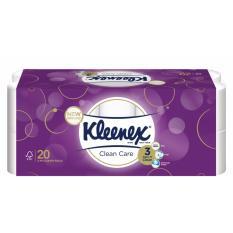 Kleenex Bathroom Tissue Clean Care Ultra Soft 20 Rolls Coupon Code