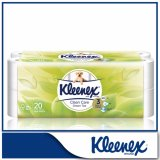 Best Rated Kleenex Clean Care Bath Tissue Green Tea 20X200Sheets