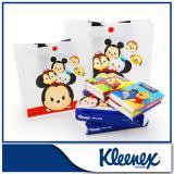 Low Price Kleenex Ultra Soft 3 Ply Portable Tsum Tsum Pocket Pack 4X8Sheets Soft Pack 2X50Sheets X 2