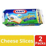 How To Buy Kraft Singles Hi Calcium Cheese Slices Pack Of 2 500G Each
