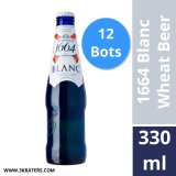 Best Rated Kronenbourg 1664 Blanc Wheat Beer 330Ml Box Of 12