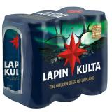 Review Lapin Kulta Beer 6 X 500Ml Lapin Kulta
