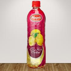 2 Bottles Of Lime Juice Cordial 750ml By Sushaadi Impex.