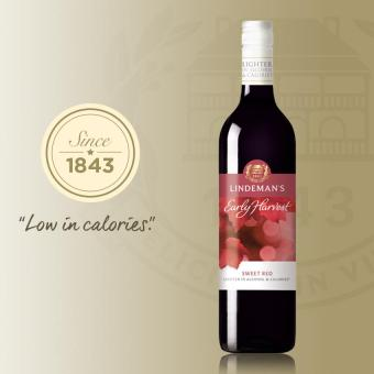 Lindemans Early Harvest Sweet Red (750ml)