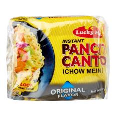 Lucky Me Instant Pancit Canton Original Flavor 6S 60G Set Of 5 Free Shipping