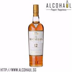 Buy Macallan 12 Years Sherry Oak 70Cl Online