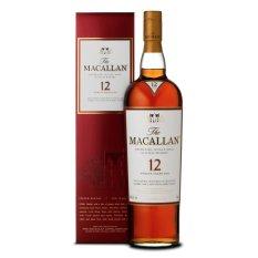 Review Macallan 12 Yo Sherry Oak 70Cl On Singapore