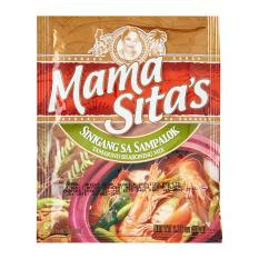 Discounted Mama Sita S Sinigang Sa Sampalok Tamarind Seasoning Mix 50G Bundle Of 12